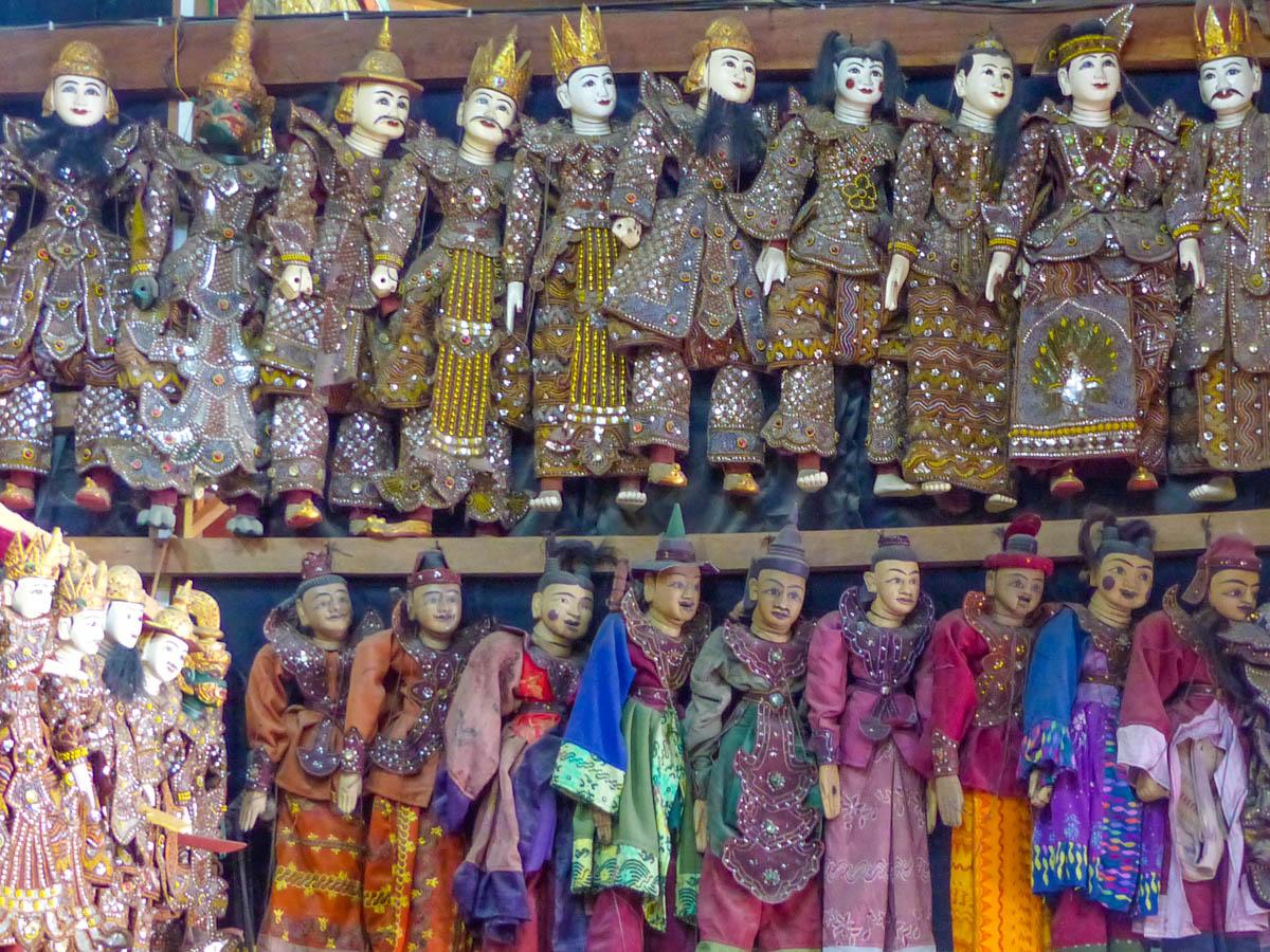 Birmanie traditions