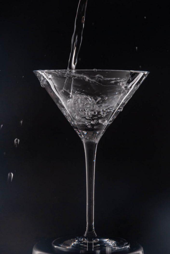OBJETS verre cocktail